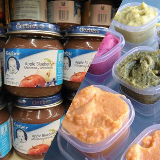Homemade Baby Food vs Store Bought – What You Need to Know