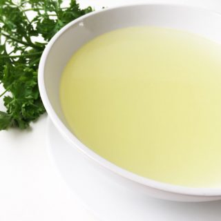 Homemade Chicken Broth for Babies and Toddlers – Second Broth