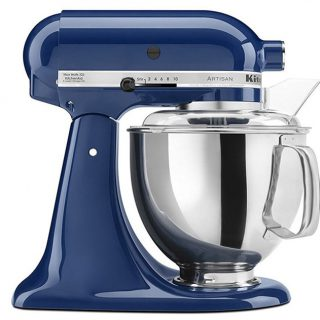 KitchenAid Artisan Stand Mixer Review – The Best Stand Mixer to Have