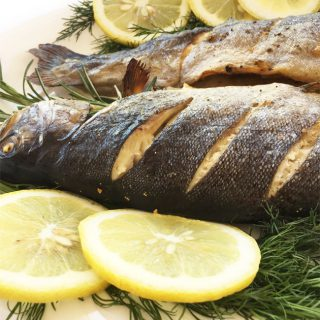 Whole Trout Recipe
