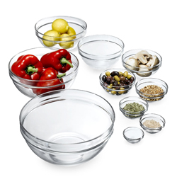 Stackable Bowl Set