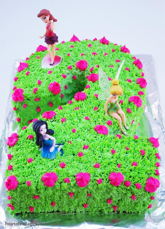 Incredible Tinkerbell Birthday Cake Personalised Birthday Cards Cominlily Jamesorg