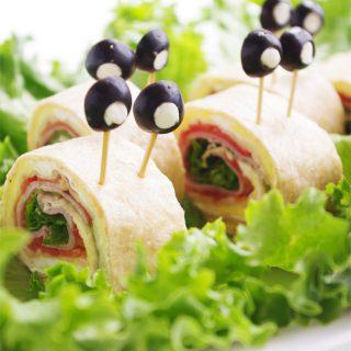Snail Sandwiches