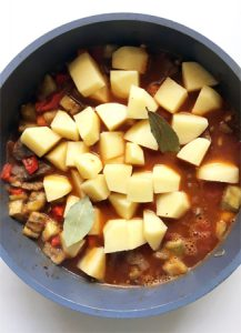 Oven Baked Stew Recipe
