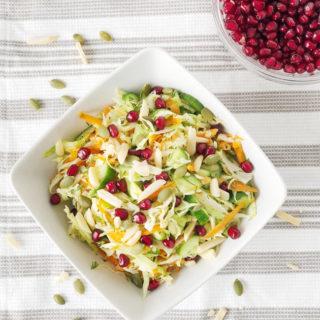 Marinated Cabbage Salad