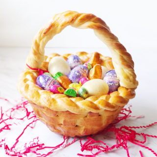 Baked Easter Basket
