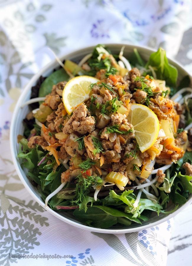 Low-Carb-Ground-Turkey-Recipe