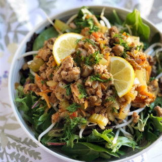 Low Carb Ground Turkey Recipe
